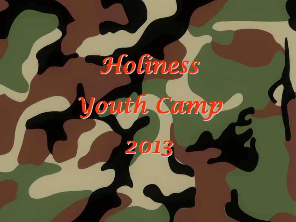 Holiness Youth Camp aka (HYC) - show cover
