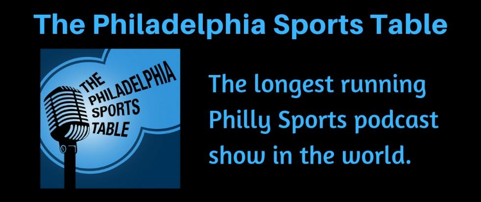 The Philadelphia Sports Table - immagine di copertina