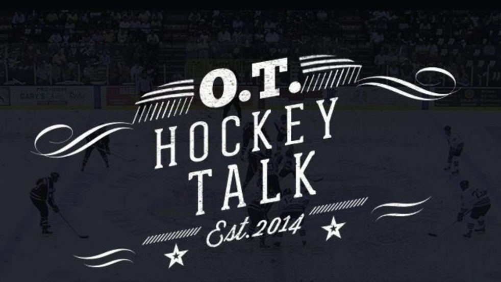 Overtime Hockey Talk - show cover