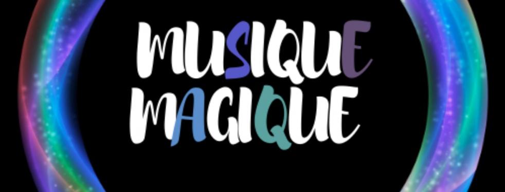 musique magique - imagen de portada