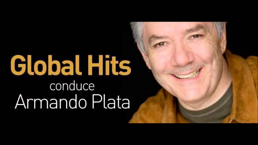 GLOBAL HITS CON ARMANDO_PLATA - show cover