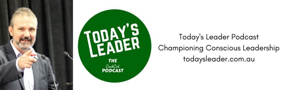 The Today's Leader Podcast - Cover Image