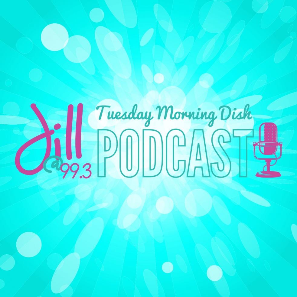 Tuesday Morning Dish Podcast - imagen de show de portada