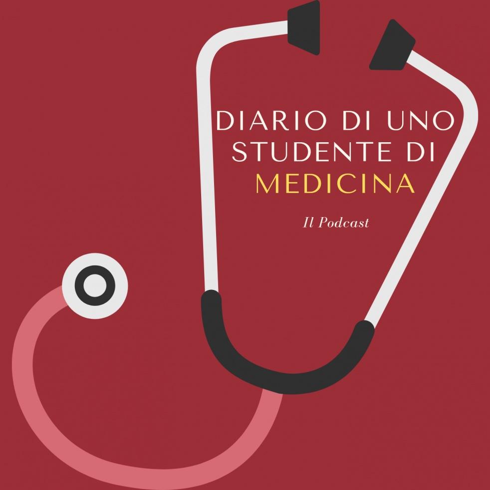 Diario di uno studente di Medicina - Cover Image