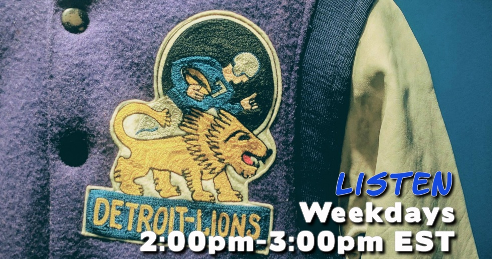 Lions Today - show cover