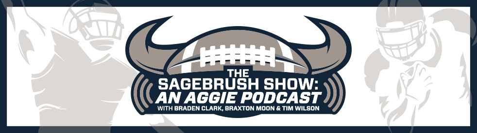 The Sagebrush Show: An Aggie Podcast - imagen de show de portada