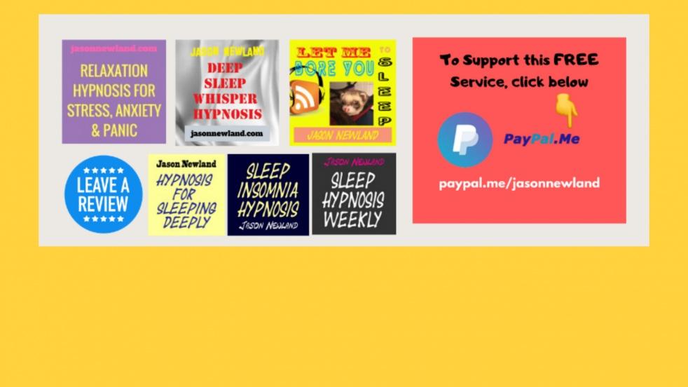 Deep Sleep Whisper Hypnosis - imagen de portada