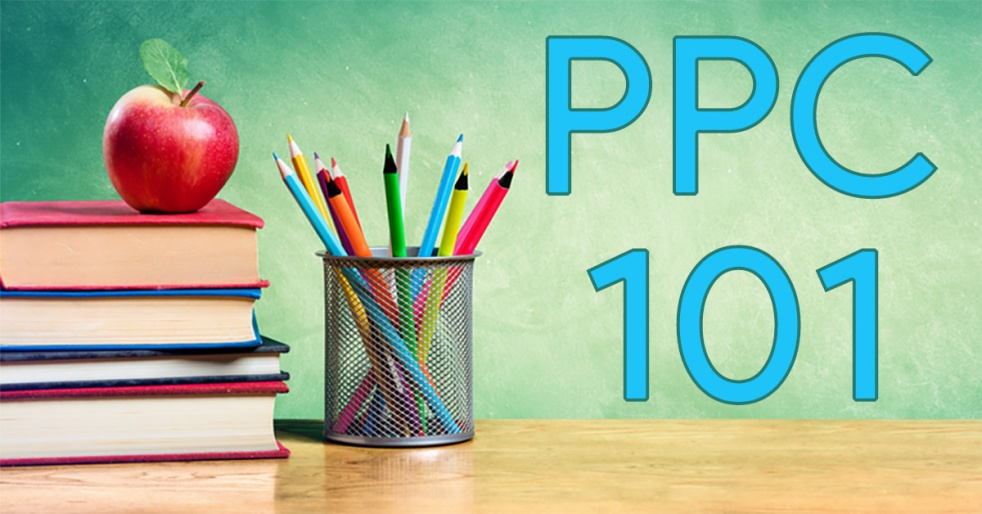 PPC 101 - show cover