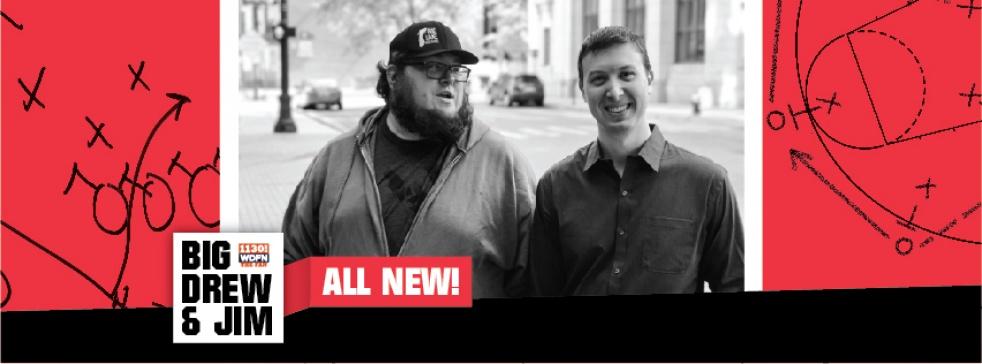 Big Drew and Jim Podcast - imagen de portada