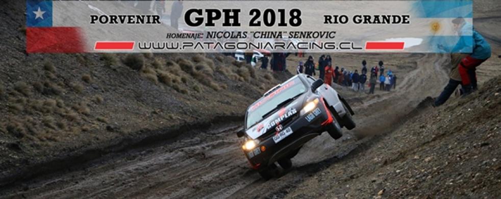 """""""Patagonia Racing"""" - immagine di copertina dello show"""
