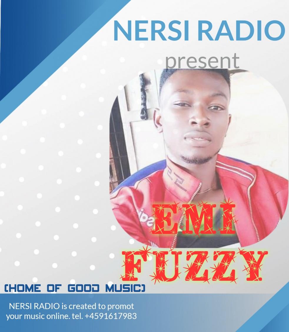 EMI FUZZY - show cover