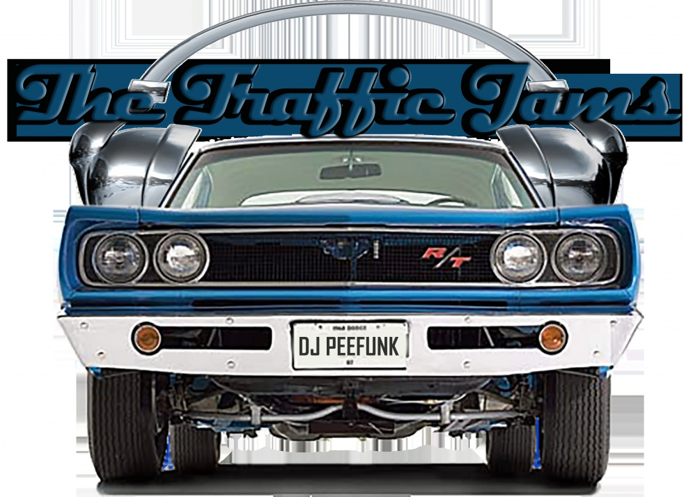 The Traffic Jams With DJ PeeFunk - show cover