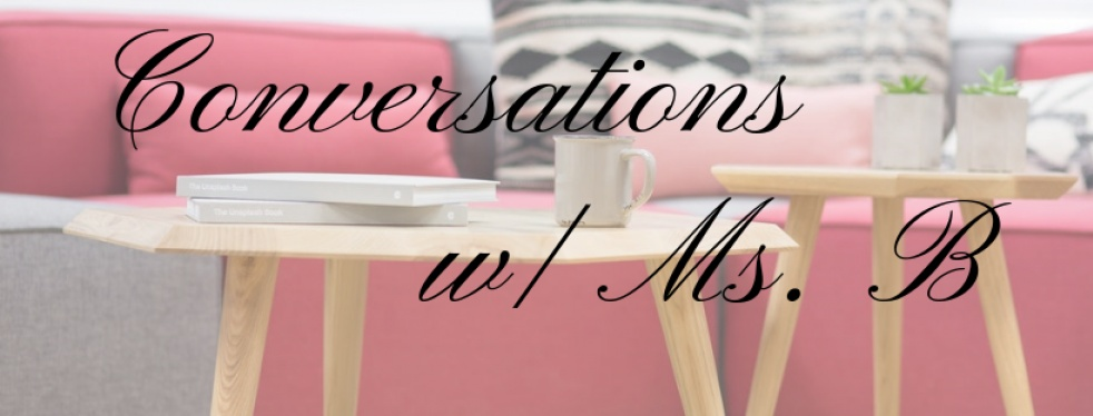 Conversations w/ Ms.B - imagen de show de portada