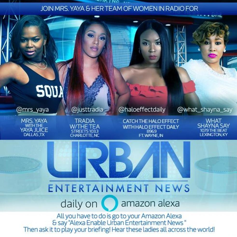 Urban Entertainment News - show cover