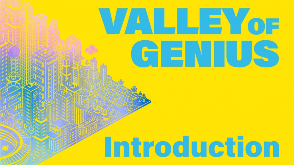 Valley of Genius - show cover