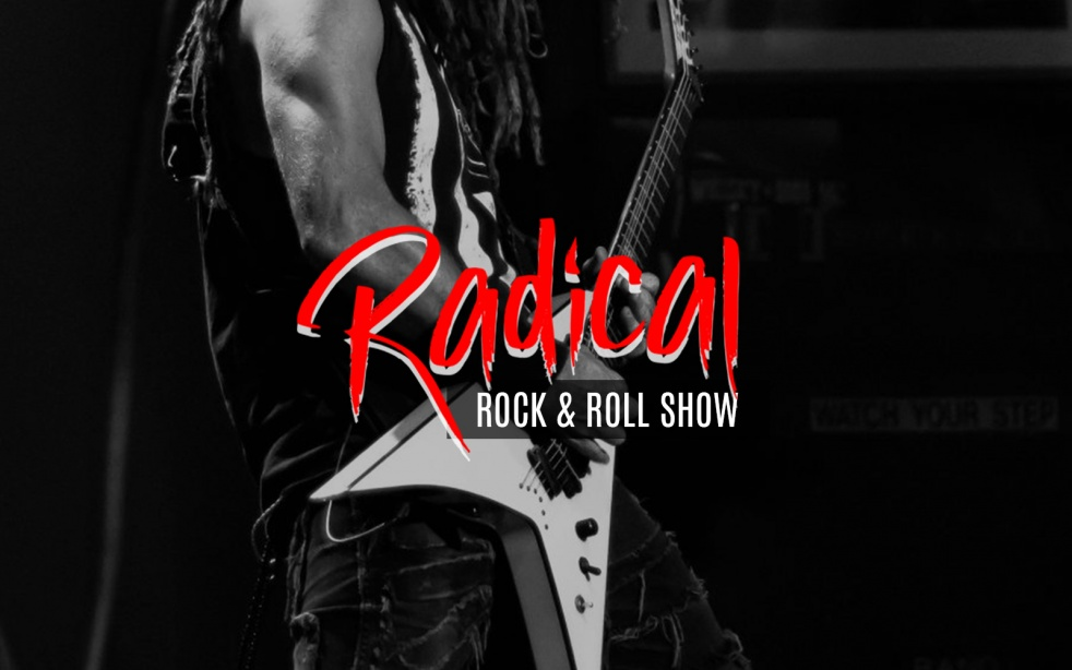 Live Radical Rock N' Roll Show - show cover