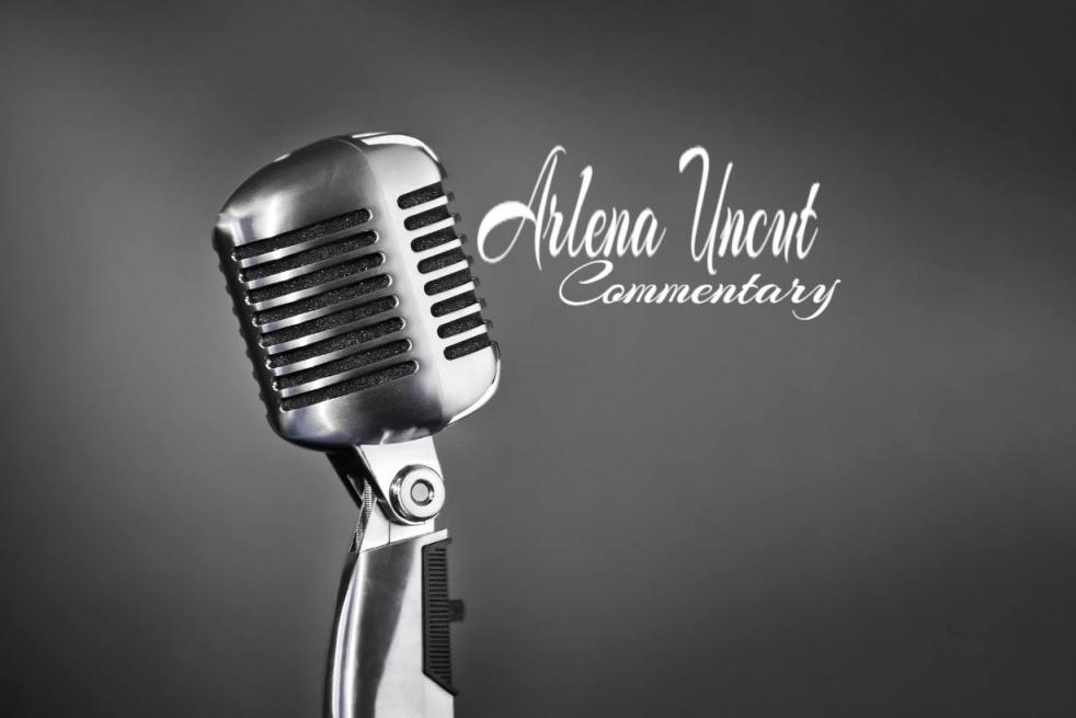 Arlena Uncut - imagen de show de portada