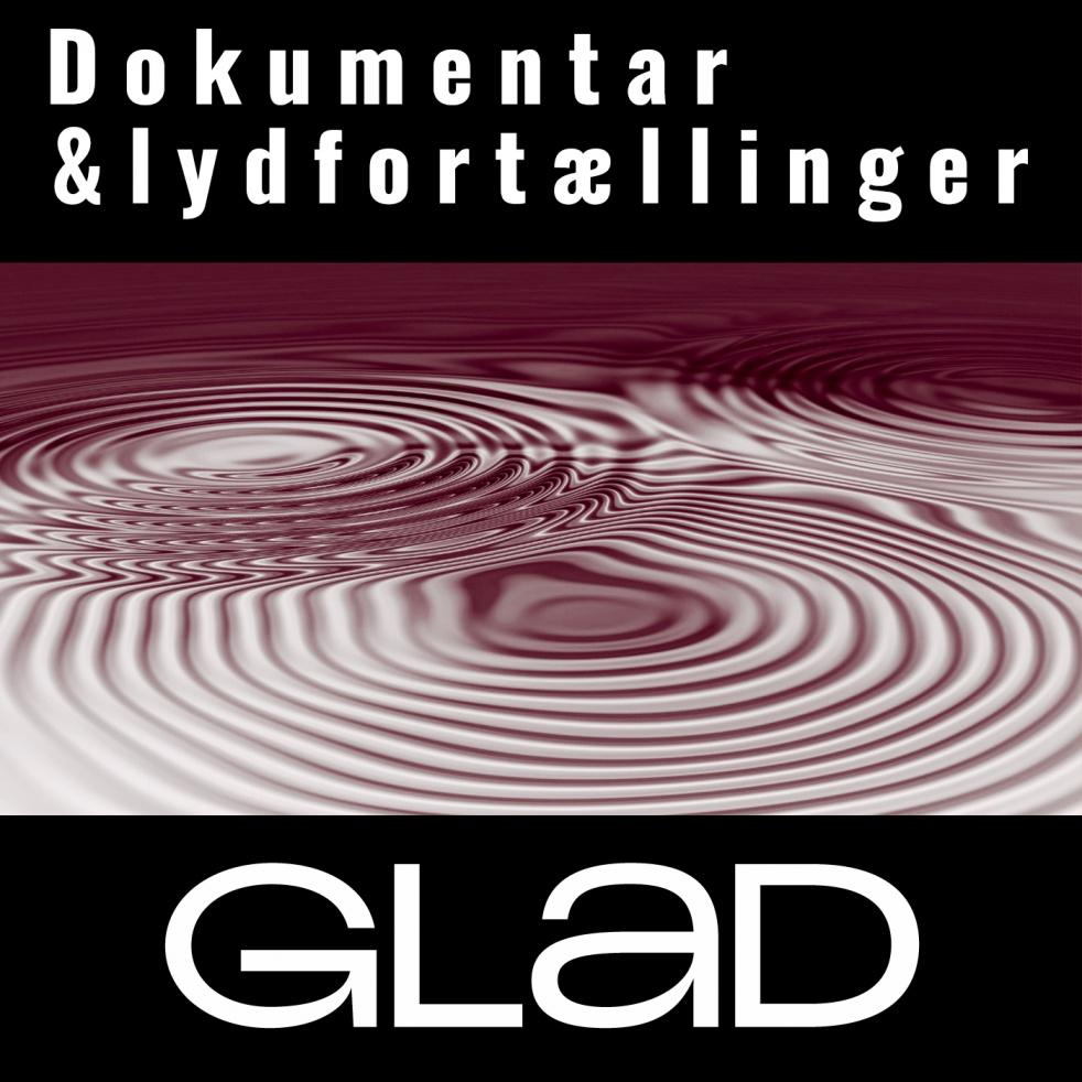 RADIO GLAD - Blandede lydfortællinger - Cover Image