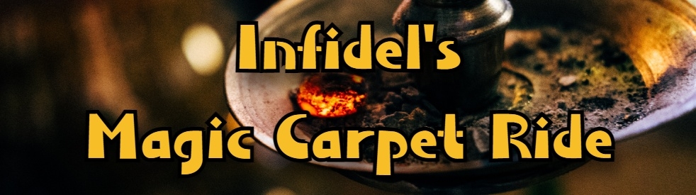 Infidel's Magic Carpet Ride - Cover Image