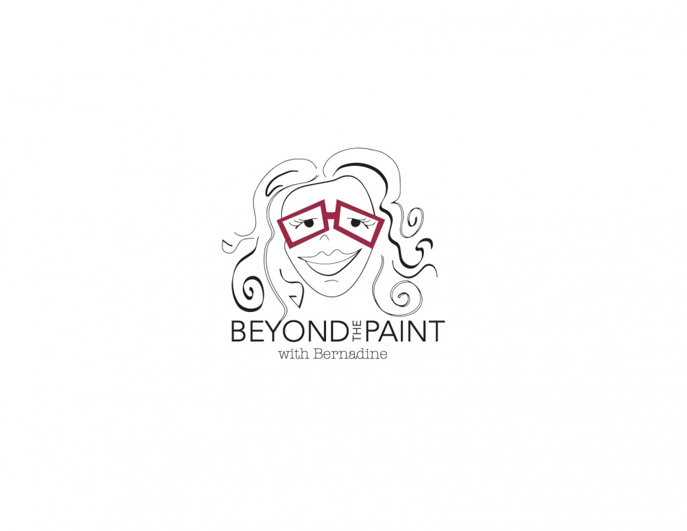 Beyond the Paint with Bernadine - imagen de show de portada