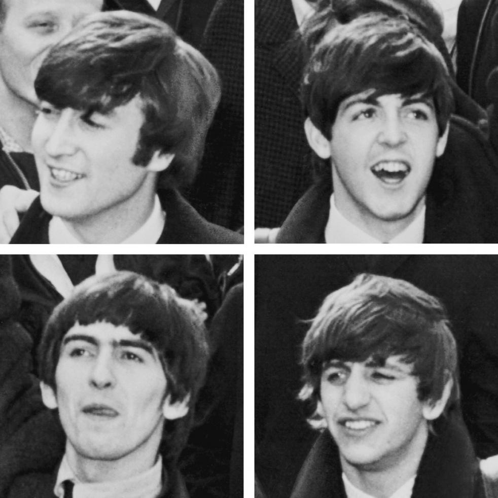 BiteSize Beatles - show cover