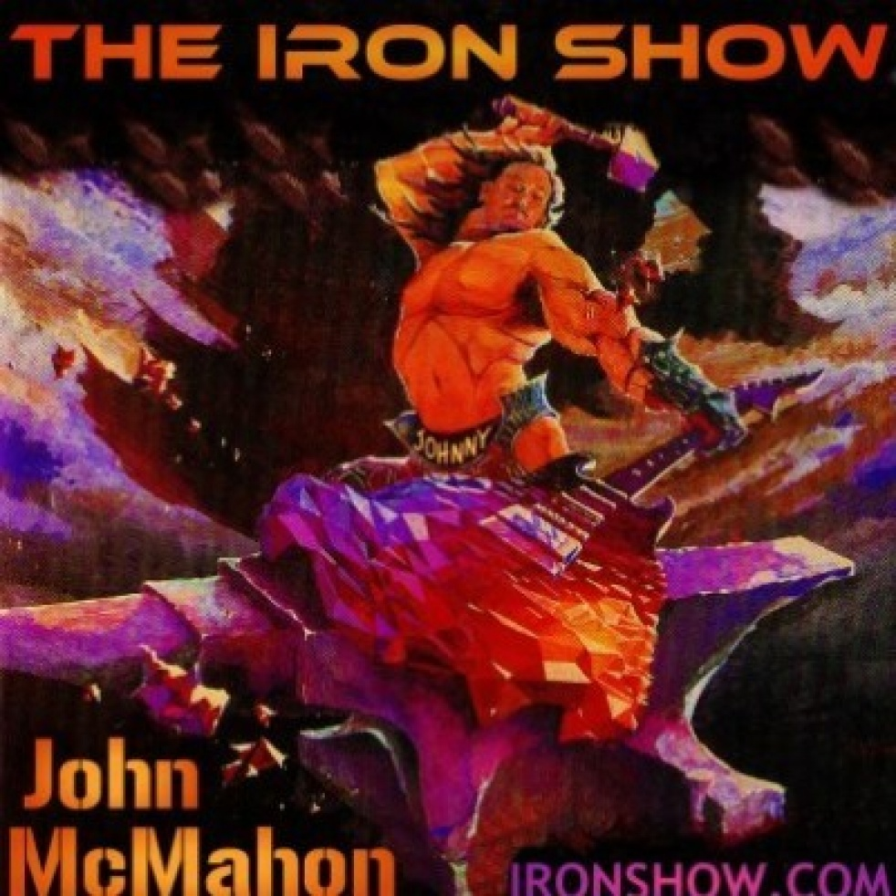 IRON SHOW - show cover