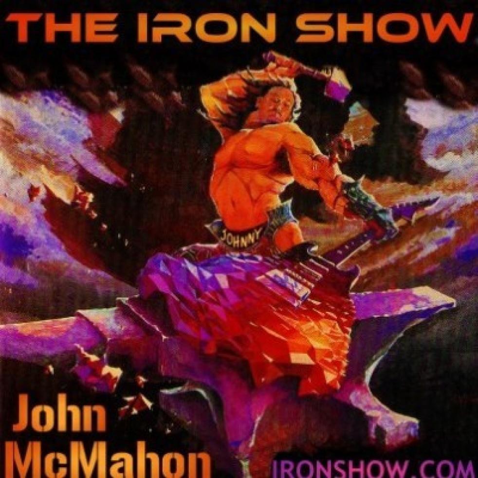IRON SHOW - imagen de show de portada