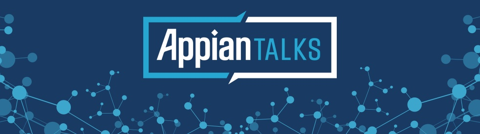 Appian Talks - show cover