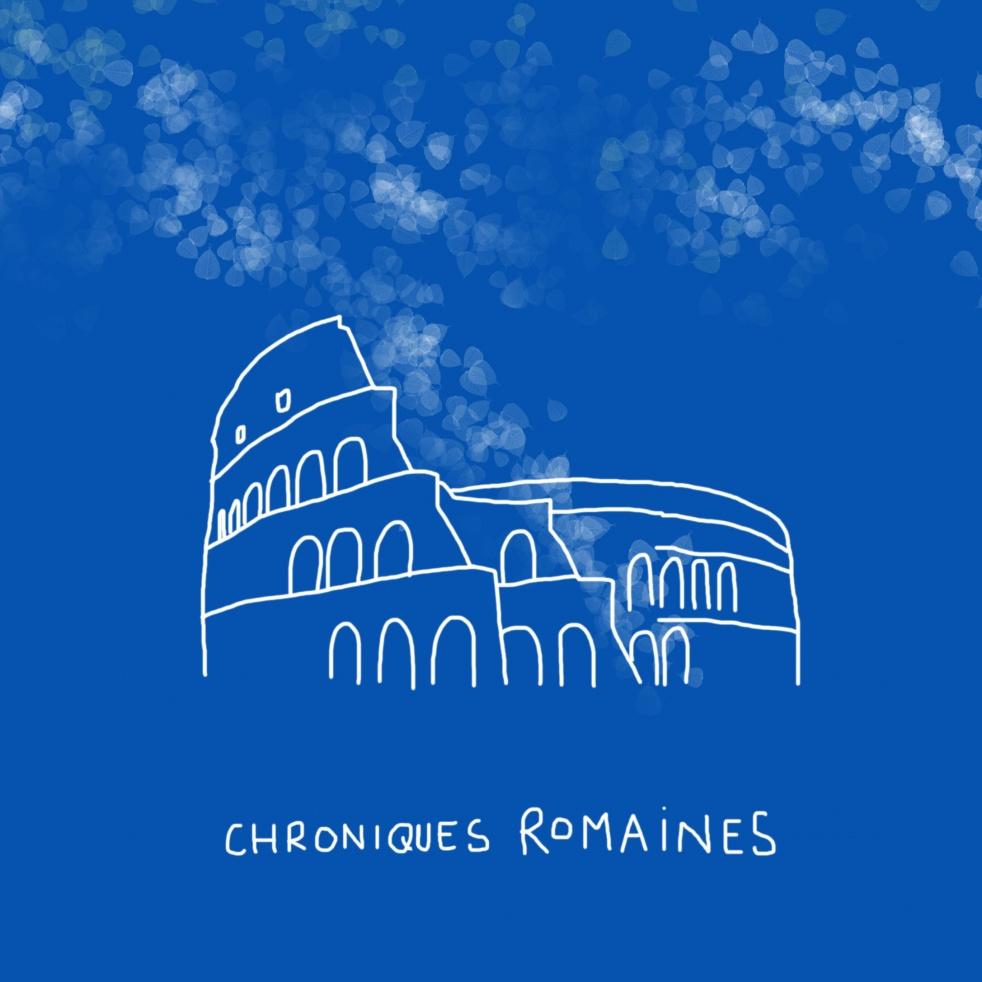 Chroniques romaines | Laurence Wagner - immagine di copertina dello show