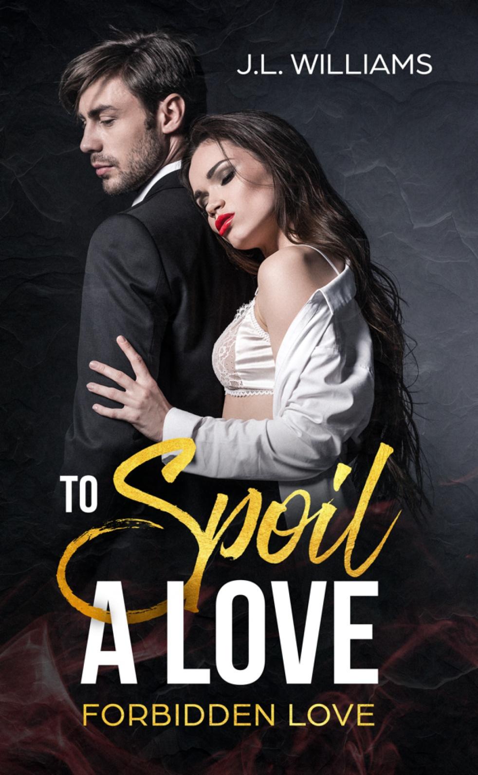 To Spoil A Love - imagen de show de portada