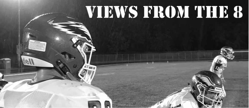 Views From The 8 - show cover