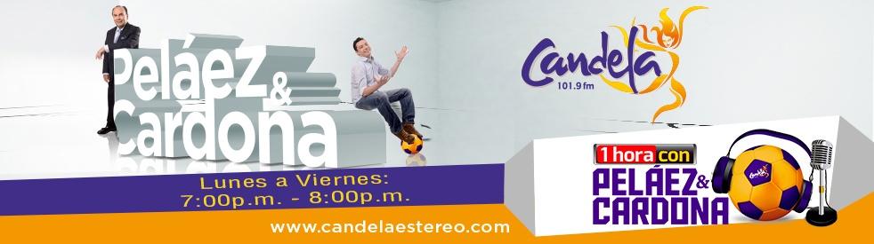 Peláez y Cardona - show cover