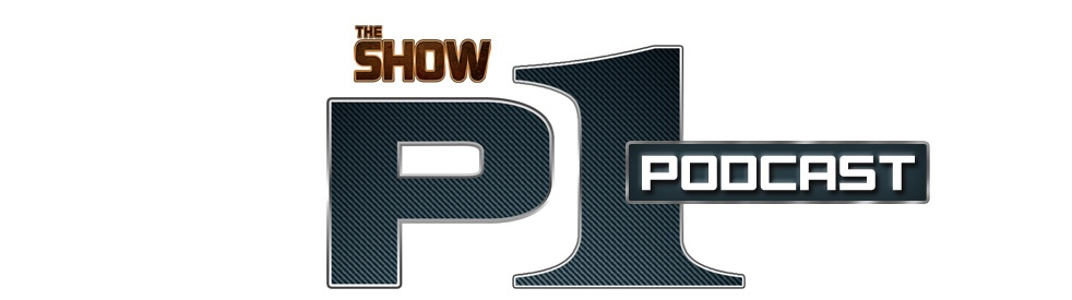 The Show Presents The P1 Podcast - immagine di copertina