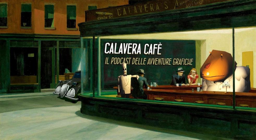 Calavera Cafè Podcast - immagine di copertina dello show