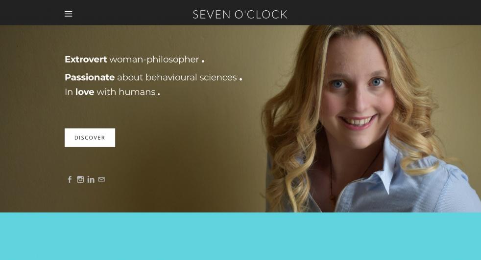 Seven O'Clock - imagen de portada