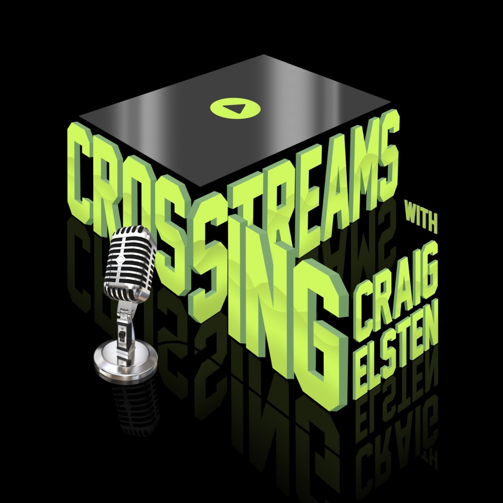 Crossing Streams - show cover