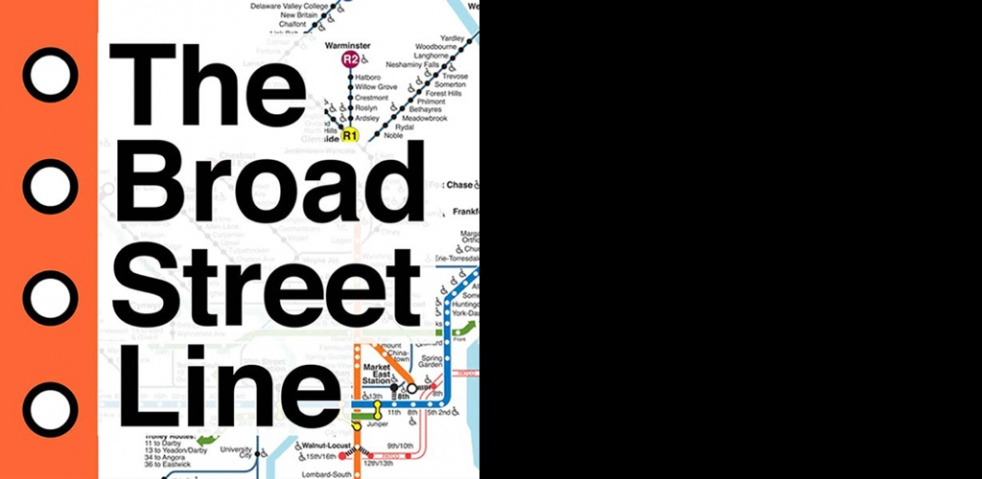 The Broad Street Line - show cover
