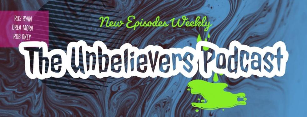 The Unbelievers Podcast - immagine di copertina