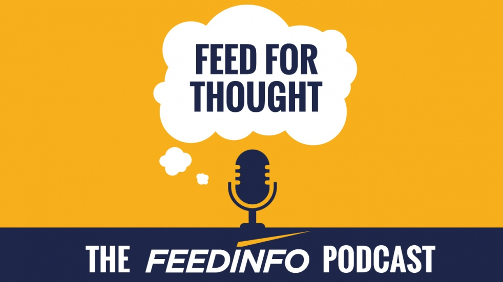 The Feedinfo Podcast - Feed for Thought - Cover Image