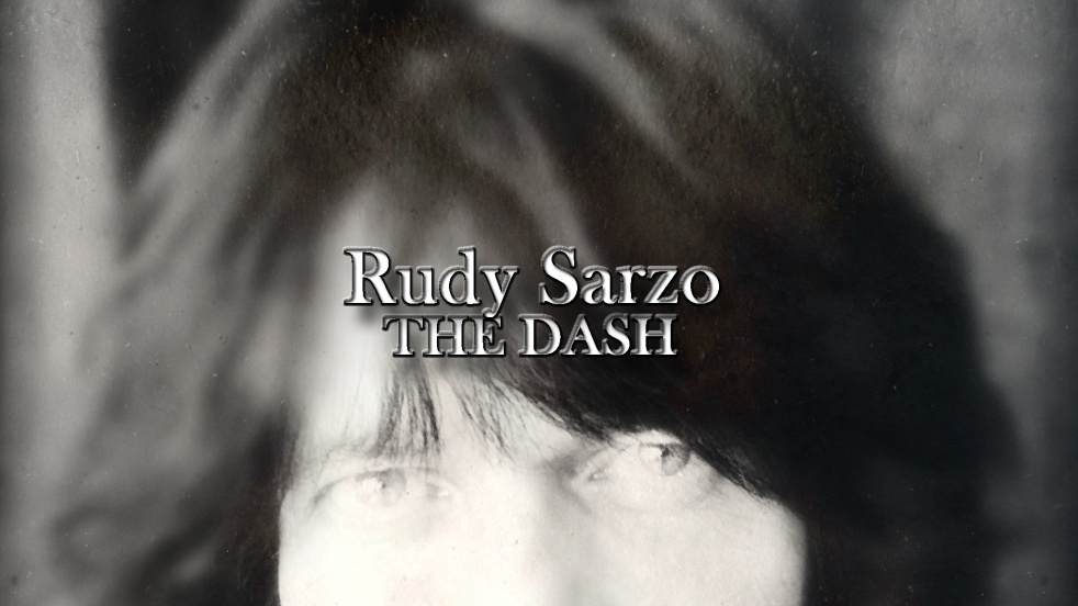 Rudy Sarzo The Dash Podcast - show cover