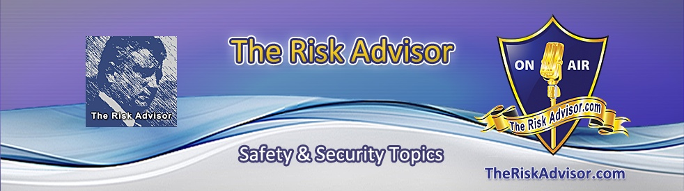 The Risk Advisor - show cover