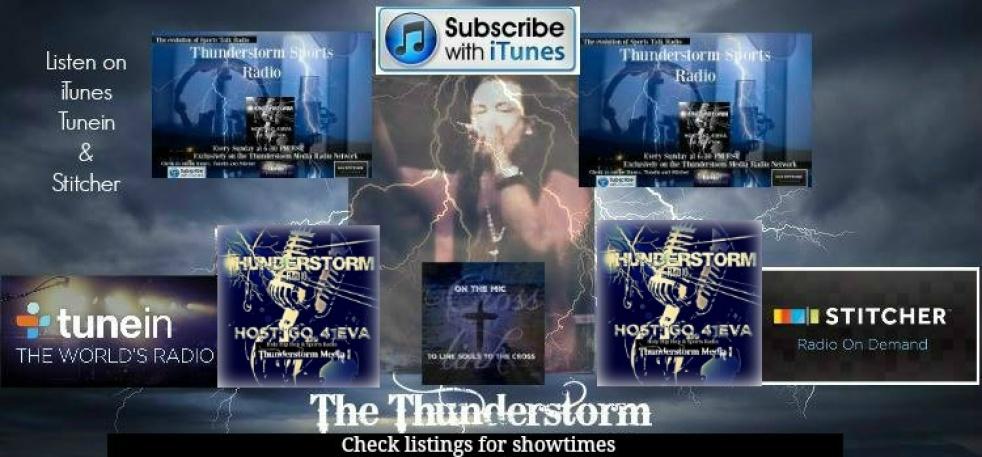 The Thunderstorm - immagine di copertina dello show