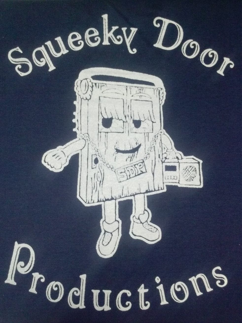 The Squeeky,Door,Productions, Show - show cover