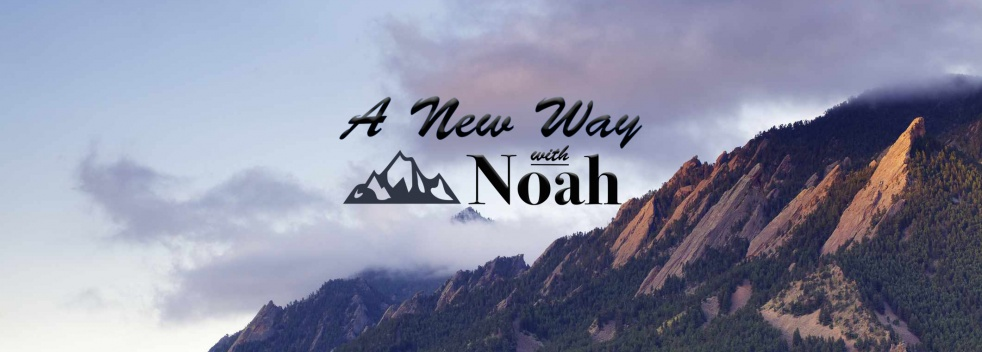 A New Way with Noah - show cover