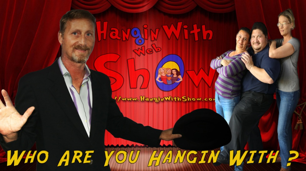 Hangin With Web Show Radio Hour - Cover Image