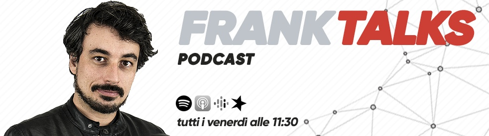 Frank Talks - Cover Image