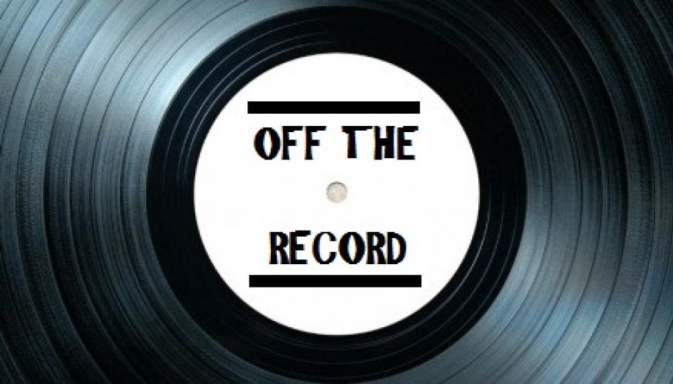 Off The Record - imagen de show de portada