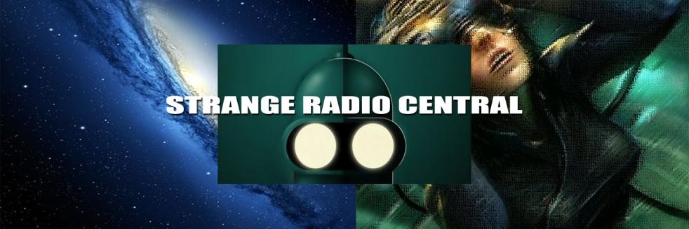 Strange Radio Central - show cover