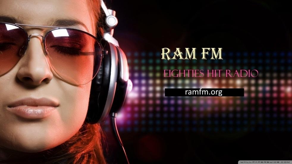 ♫ RAM FM Eighties Hit Radio ♫ - show cover