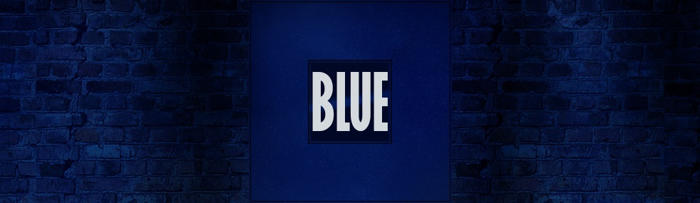 BLUE - Cover Image